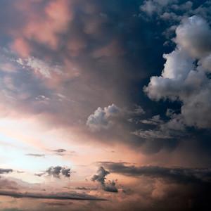 Late Spring Sky #1, June 2020