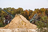 D302-2013<br /> Sand and gravel are in abundant supply in southeast Michigan.<br /> <br /> Taken October 29, 2013<br /> (Part of my project to produce a 'Quarry' collage for the letter Q in the alphabet challenge)