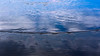 Event horizon.<br /> <br /> Behind the breakwater,<br /> Crooked Lake, Michigan<br /> April 19, 2012<br /> (nex5n)