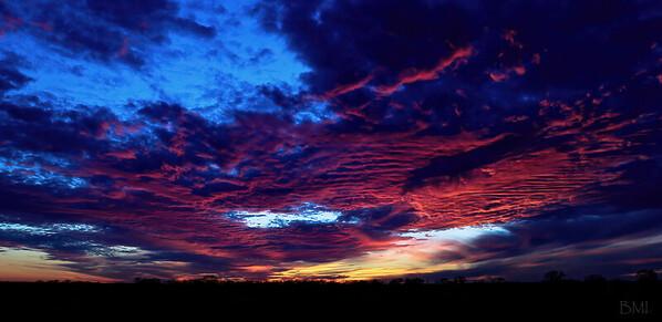 Sunset progression 12-29