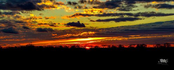 Sunset Panoramas 12-23