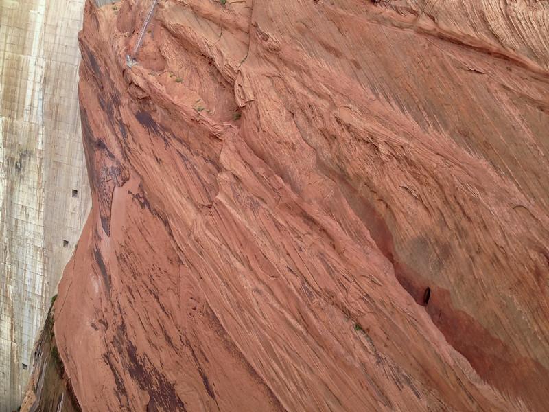 Glen Canyon sandstone
