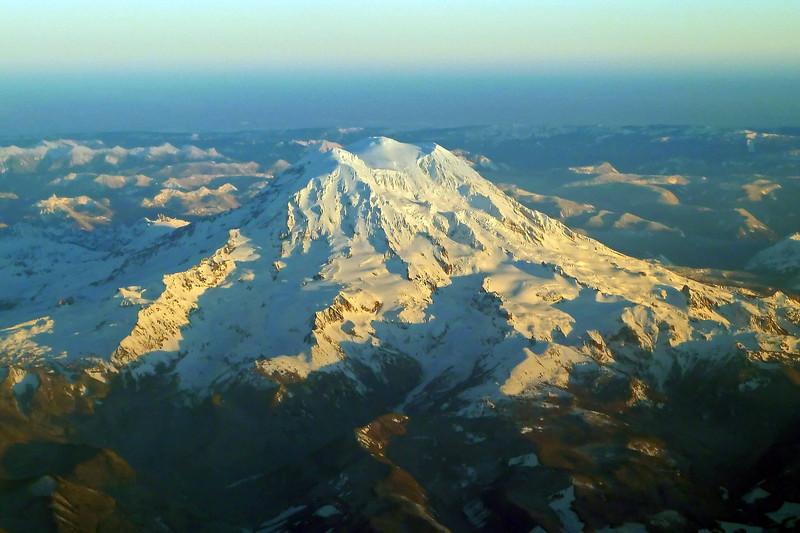 Mt Rainier - Washington