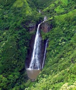 Jurassic Falls - Kauai
