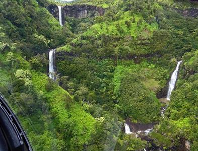 Kahili Falls - Kauai