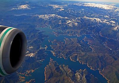 Lake Shasta CA