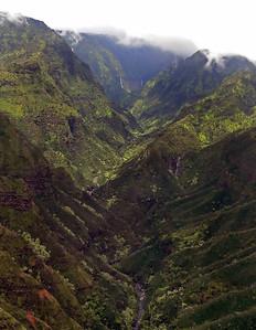 Hanalei Valley - Kauai