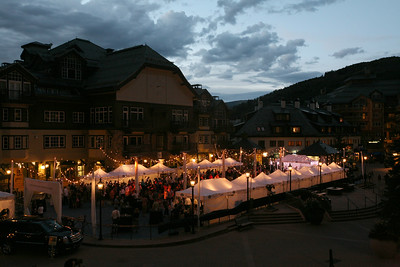 BEAVER CREEK, CO - Wine and Spirits Festival
