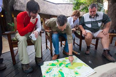 ATWS 2013 Scouting Trip, Namibia