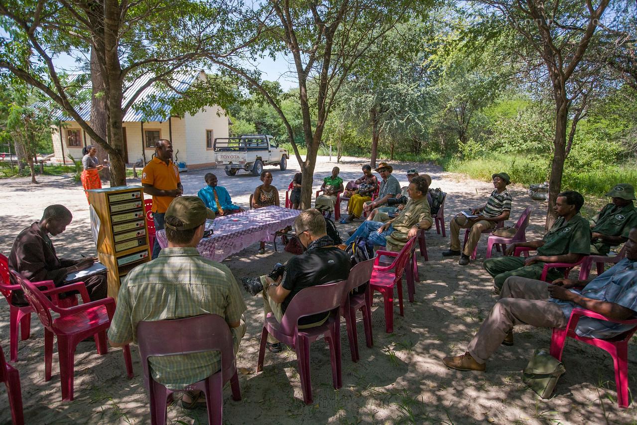 KWANDO CONSERVENCY, NAMIBIA - Community Based Natural Resource Management program