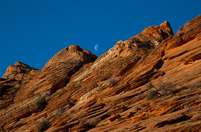 """Sandstone Cliffs"", North Coyote Buttes"