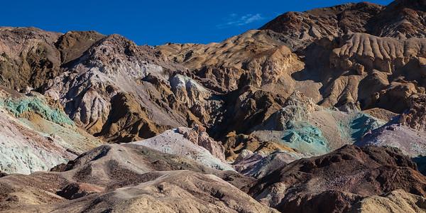 Artist Drive, Death Valley Nat. Park