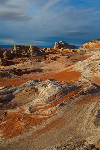 """A Different Time"" , White Pocket, Paria Canyon/Vermilion Cliffs Wilderness"