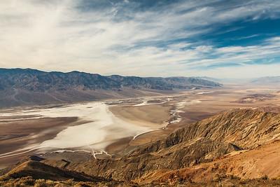 Dante's View, Death Valley Nat. Park