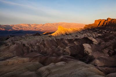 Zabriskie Point, Death Valley Nat. Park