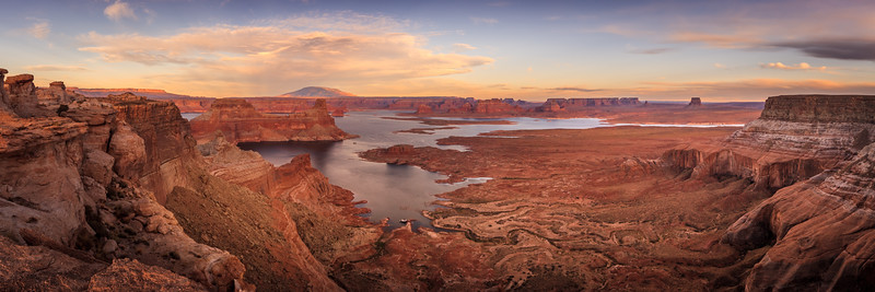 Alstom Point overlooking Lake Powell