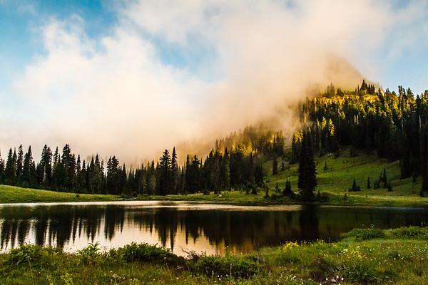 Reflection Lake, Mount Rainier National Park