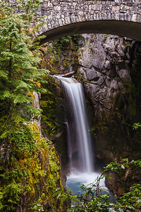 Christine Falls, Mount Rainier National Park