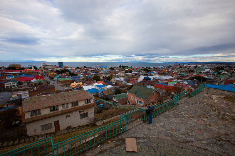 PUNTA ARENAS, CHILE - Adventure Week with the Adventure Travel Trade Association (ATTA)