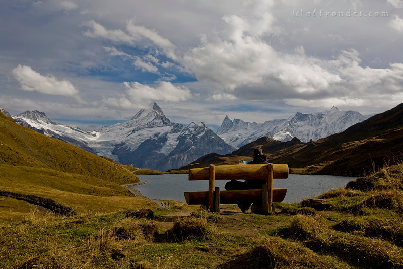 SCHYNIGE PLATTE - GRINDELWALD, SWITZERLAND - Hiking the Bernese Oberland with incredible views of Interlaken, Eiger, Mönch and Jungfrau.