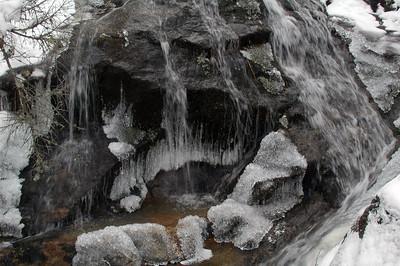 Lower Chandler Falls
