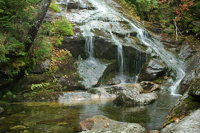 Chandler Falls off Spur Trail.