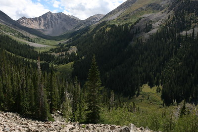 LA PLATA, CO - Lat/Lon: 39.02940°N / 106.4725°W Elevation: 14336 ft / 4370 m