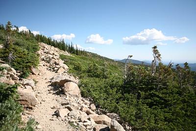 MT. AUDUBON, CO (13,290') - A gentle hike in the Brainard Lake Recreation Area.