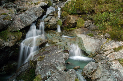 Upper Routeburn Falls