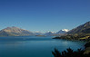 Even the drive up to the trail along Lake Wakatipu was amazing.