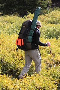 WIND RIVER RANGE, WY -  Three days with NOLS Pro and trying out Deuter packs with Todd Walton, James Edward Mills, Kate Siber, Kristy Holland, Marcio Paes Barreto, Brian Fabel and Cameron Martindell