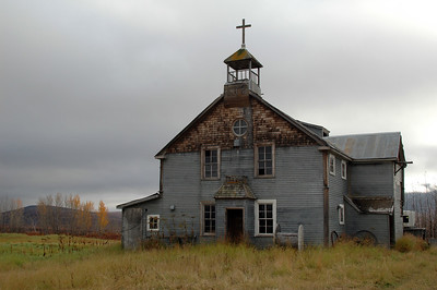 The old Pilgrim Springs orphenage building and church from the days when the children were quarrentined from the adults who were all getting diphtheria. This is how the Iditerod started to transport the serum to Nome from Anchorage. This is about 60 miles from Nome.