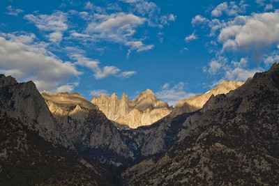 Mount Whitney Sunrise, Eastern Sierra