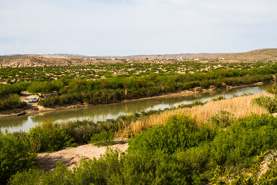 Boquillas del Carmen in Mexico