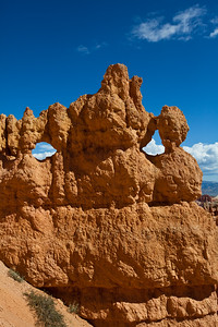 I don't know if this formation has a name but I thought it was interesting. Bryce Canyon National Park