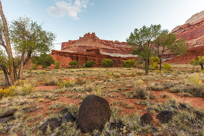 The Castle, Capitol Reef