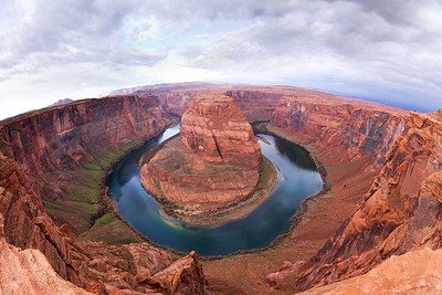 Horseshoe Bend, 15mm fisheye