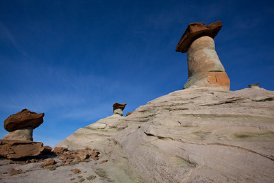 Hoodoos at Stud Horse Point