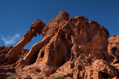 Elephant Arch, Valley of Fire State Park