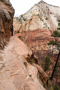 The Trail to Hidden Canyon