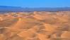 Algodones Dunes National recreation area in Imperial County, California