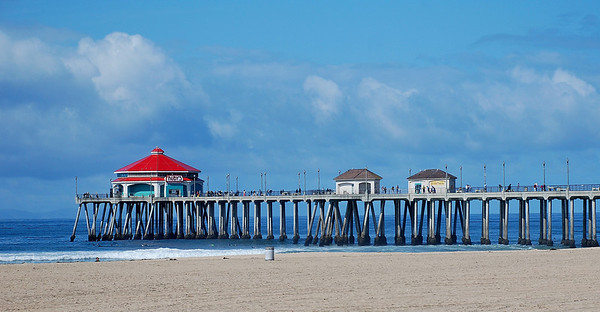 SURF CITY USA PIER