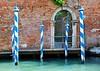 Canal Side Venice