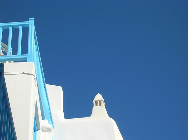 BLUE, BLUE AND WHITE, GREECE