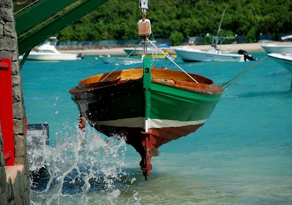 SPLASH AT ST. BARTH'S
