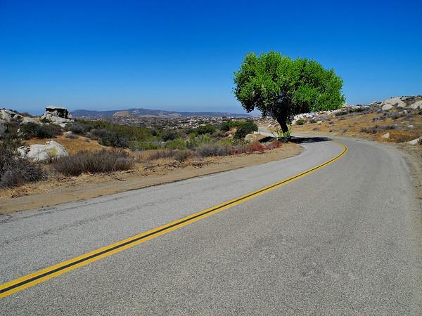 NEAR ANZA, CALIFORNIA, RIVERSIDE COUNTY