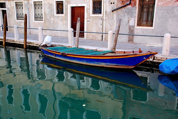 Canal Colors Venice