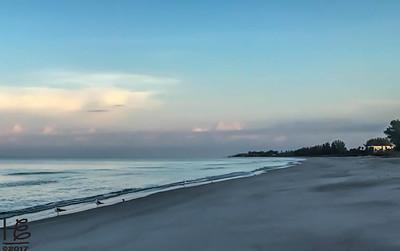 Sunrise on final day