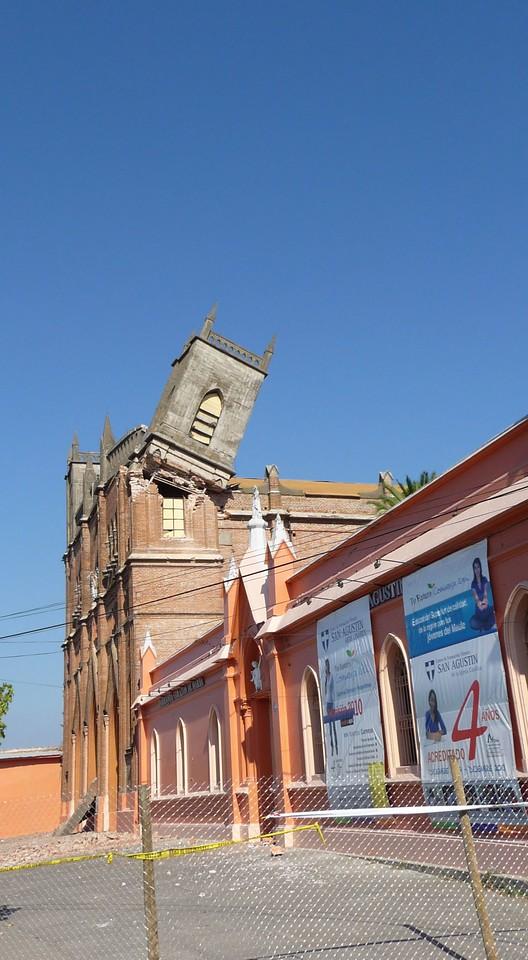 Church in Talca