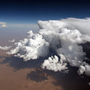 Storm clouds over the southern Sahara, Niger